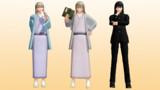 松陽先生、桂(3-Z)モデル衣装追加