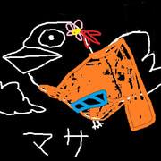 アイコンの鳥 ver:振袖