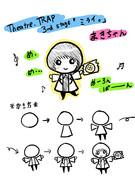 Theatre.TRAP 3rd stage 『ミライ。』 終演しました!