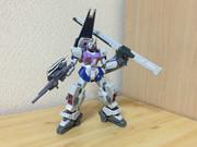 HGBF TD-08ii ヘイズル(Ⅱ)(ノボケア専用)