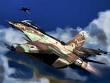 F-16D Brakeet