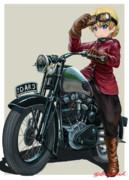 ダーさんがバイクに乗るなら
