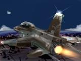 イスラエルのF-16D