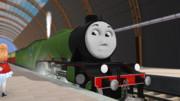 10年の時を経て、機関車は帰ってきた