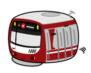 京浜急行新1000系 ステンレス車両