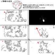 理屈に基づいた爆発の描き方5