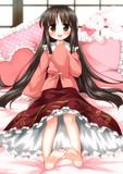 姫さまの寝室