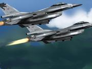 台湾空軍のF-16