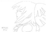 【金澤佳雅 イラスト】 チルノ お気に入りイラスト塗り絵版