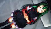 仮眠中の櫻花アリス