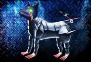 生体改造兵器=犬試作1号