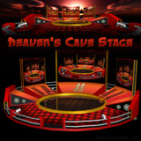 Heaven's Cage Stage
