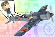 【MMD艦これ】Fw190T改妖精ver1.0