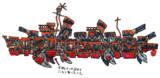 オリジナル深海棲艦「駆逐艦 深雪」