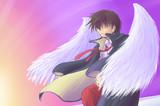リク「翼の生えた旦那」より