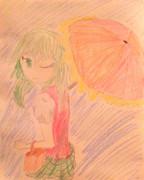 楽描き14 幽香