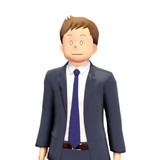 【MMDモデル配布】一般狂信者Ver1.01