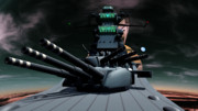 宇宙戦艦ヤマト主砲参戦章仕様