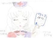 【金澤佳雅 イラスト】 エーリンさん イラスト模写
