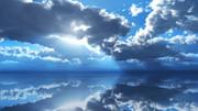 【MMDステージ配布】雲間の輝き LL9【スカイドーム】
