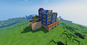 【Minecraft】まったりとクロスベル作ろう【英雄伝説碧の軌跡】