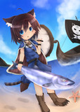 ネコ海賊のアリッサ