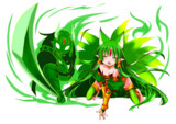 R【緑鬼-RYOKI-】庵樹-アンジュ-