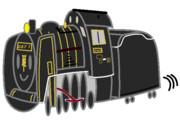 国鉄C57型蒸気機関車