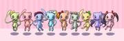 幻のアイドルグループ『ミュウ's』