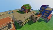 【Minecraft】まったりとクロスベル作ろうpart2【英雄伝説】