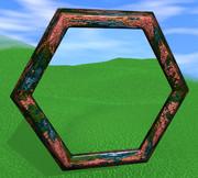 六角形の鏡11