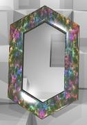 六角形の鏡14