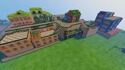 【Minecraft】まったりとクロスベル作ろうpart3【英雄伝説】