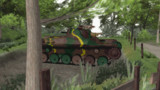 戦車の練習