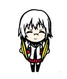【切り絵】池田千歳