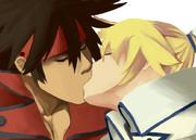 幸せなキス.XrdR