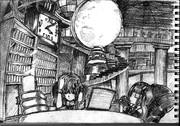 2B鉛筆で、結月ゆかり描いてみた【その24】+琴葉茜
