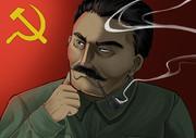偉大なる同志スターリン!