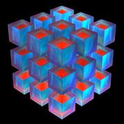 宝石キューブ8