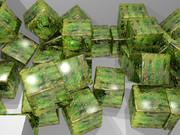 宝石キューブ11