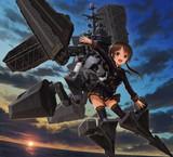 エイギル艦隊 空母ジオフォン