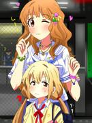 杏ちゃん気を付けて!