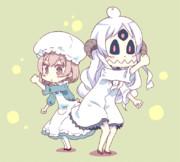 うかれて踊る主従【GIFアニメ】