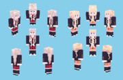 【Minecraft 】IA・OИE制服
