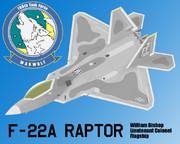 F-22A ウィリアム・ビショップ中佐機