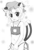 猫ランジェリー