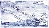 ミサイル発射エフェクト