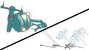 オリメカとオリジナル武器配布
