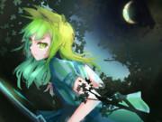 月の女神の狩人