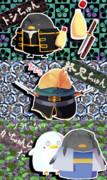 【MMD銀魂】トシちゅん、かちゅんら、終兄ちゅんモデル配布